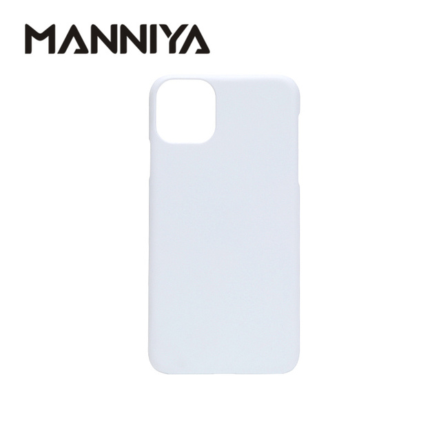 MANNIYA for New iphone 11/11 Pro/11 Pro Max 3D Sublimation Blank white Phone Cases 100pcs/lot