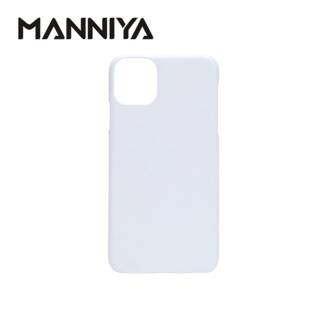 Manniya 新しい iphone 11/11 プロ/11 プロマックス 3D 昇華電話ケース 100 ピース/ロット
