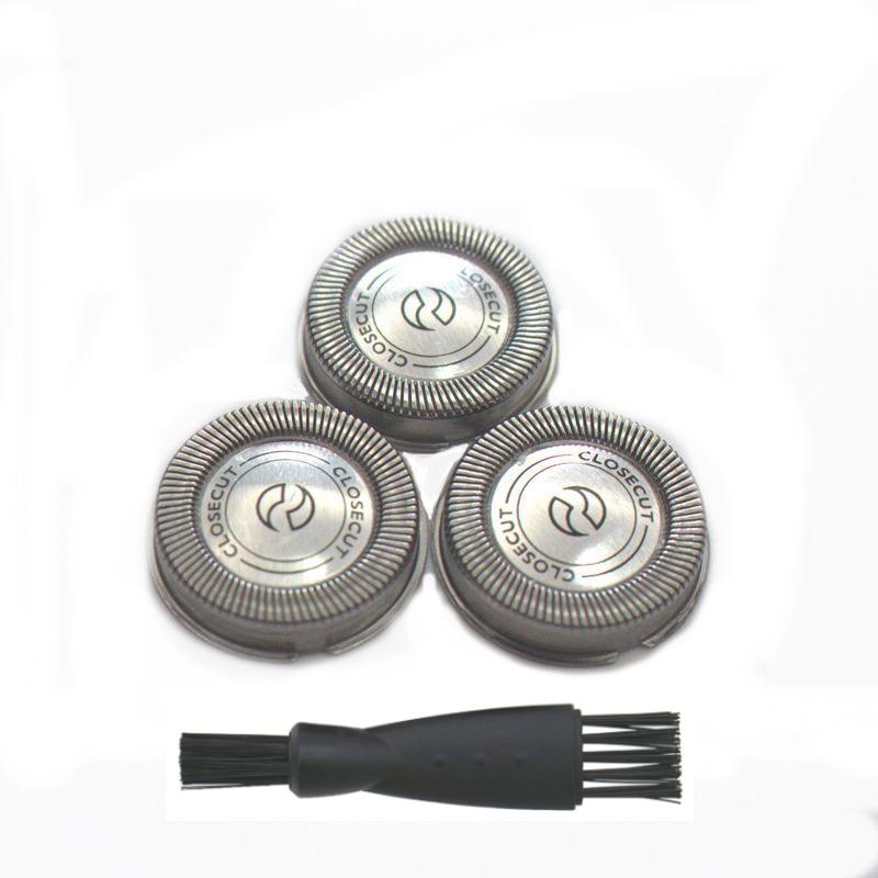 3 шт., сменные лезвия для бритвы philips HQ4 HQ56 HQ55 HQ46 HQ3 HQ6900 HQ6902 HQ6904 HQ6906 HQ6996 HQ6927 HQ5426 HQ5430