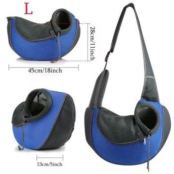 Small Dog Sling – Pet Carrier Shoulder Bag
