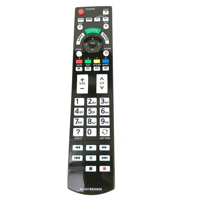 חדש N2QAYB000936 עבור PANASONIC טלוויזיה שלט רחוק TH58AX800A TH60AS800A TH65AX800A Fernbedienung