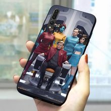 Black Mirror Tv Shows Phone Case for Huawei Honor 10 Cover Honor Y6 Y7 Y9 Nova 3 3i 4 5i 6A 7A Pro 8 9 10 Lite View 20 Pro 9X(China)