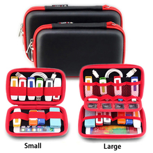Storage-Bag Travel-Accessories Digital-Products Portable New Waterproof for HDD Phone
