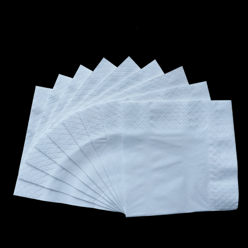 Nature Wood Soft Paper Napkin for Restaurant Table Dinner Paper Tissues Party Supplies Disposable Kitchen Paper