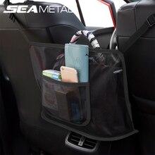 Pouch Handbag-Holder Storage-Bag Mesh-Organizer Seat-Gap Interior-Accessories Back-Pocket