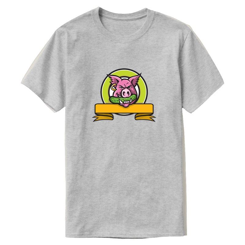Camiseta de mascota 2020 equipo de Color sólido para hombre Camiseta gráfica tamaño Euro S-5xl Hiphop para hombres de mejor aptitud