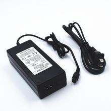 1pcs Charger EU or US plug Power Adapters 42V 2A Charger for 2 Wheels Balancing Scooter