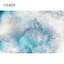 Laeacco Gradient Bokeh Grunge Party Portrait Baby Photography Backgrounds Customized Photographic Backdrops For Photo Studio
