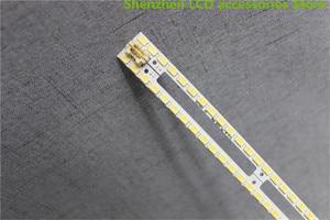 Image 1 - 4piece/lot UA40D5000PR LTJ400HM03 H LED strip BN64 01639A 2011SVS40 FHD 5K6K 2011SVS40 56K H1 1CH PV2 440mm 62LED left and right