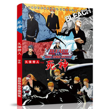 Bleach Art Book Anime Colorful Artbook Limited Edition Collector's Edition Picture Album Paintings