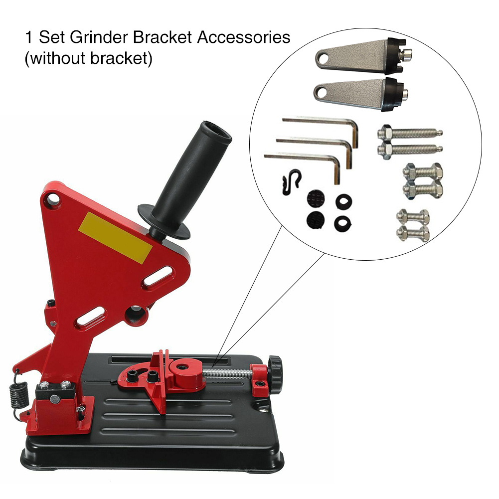 Holder Grinder Bracket Accessories Multi Angle Durable Support Adjustable Practical Cutting Rack Machine Replacement Universal