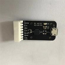 1pcs LIDAR USB Serial Port Adapter Board for SLAMTEC RPLIDAR A1M8 A1 LIDAR Accessories