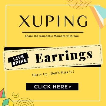 Xuping Jewelry Fashion Live Earrings 8