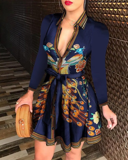 Ha68a59973b6c46a0994e603a73628644q - Print Fashion Mini Dress Women Sexy Sleeveless Party Dresses for Woman Clothes Vestido De Mujer Sashes Clothing Plus Size XXL