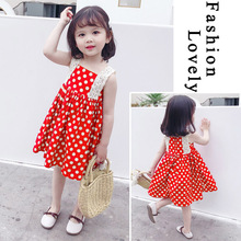 Girls Dress New Summer Brand Girls Clothes Lace And Ball Design Baby Girls Dress Party Dress For 1-6 Years Infant Dresses пати бум колпак party girls 6 шт
