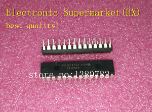 Image 1 - จัดส่งฟรี 50 ชิ้น/ล็อต PIC16F876A I/SP PIC16F876A PIC16F876 16F876A I/SP DIP 28 ใหม่ IC สต็อก!