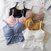 Shintimes Лето 2020 новые модные популярные женские топы без