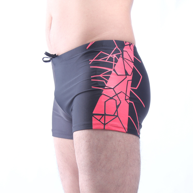 Hot Springs Swimming Trunks Large Size Men Hot Selling Swimming Trunks 2016 New Style Printed AussieBum Whole