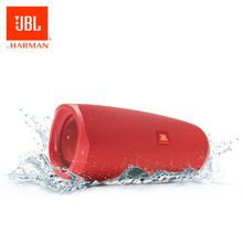 JBL تهمة 4 المحمولة بلوتوث مكبر الصوت اللاسلكي IPX7 مقاوم للماء الرياضة المحمولة الموسيقى Hifi الصوت باس JBL باس المبرد المتكلم