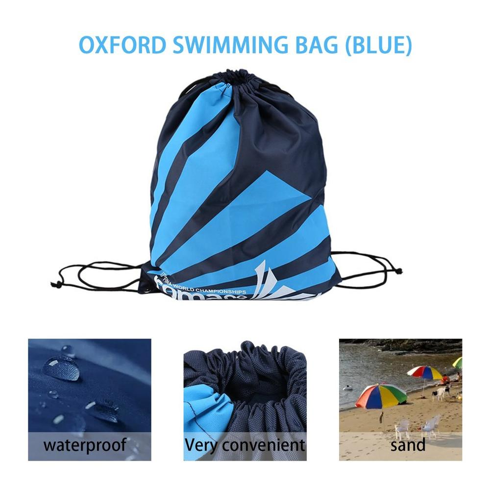 2019 Swimming Bags Drawstring Beach Bag Sport Gym Waterproof Backpack Swim Dance Free Shipping