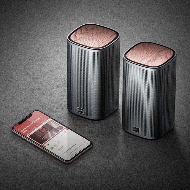New BINNIFA Desktop Stereo Bluetooth Speaker Music Center USB Sound Card Subwoofer Speakers For The Computer Portable Soundbar 5