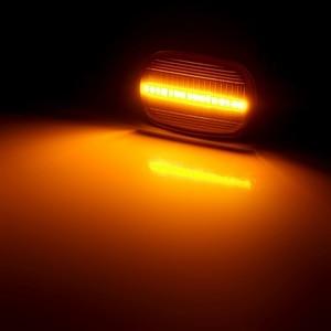 Image 5 - 2pcs Led דינמי צד מרקר הפעל אות אור לקסוס GS 300 JSZ147 RX XU1 RX 300 MCU15 RX 300/330/350/400h MCU3/GSU3/MHU3