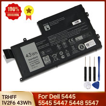 100% Original Bateria TRHFF 1V2F6 Para Dell 5445 5545 5447 5448 5547 5548 3550 Inspiron 15