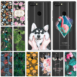 На Алиэкспресс купить чехол для смартфона soft tpu phone case for vernee mix 2 cases silicone soft tpu back cover for vernee mix2 6.0 inch painted protective covers case