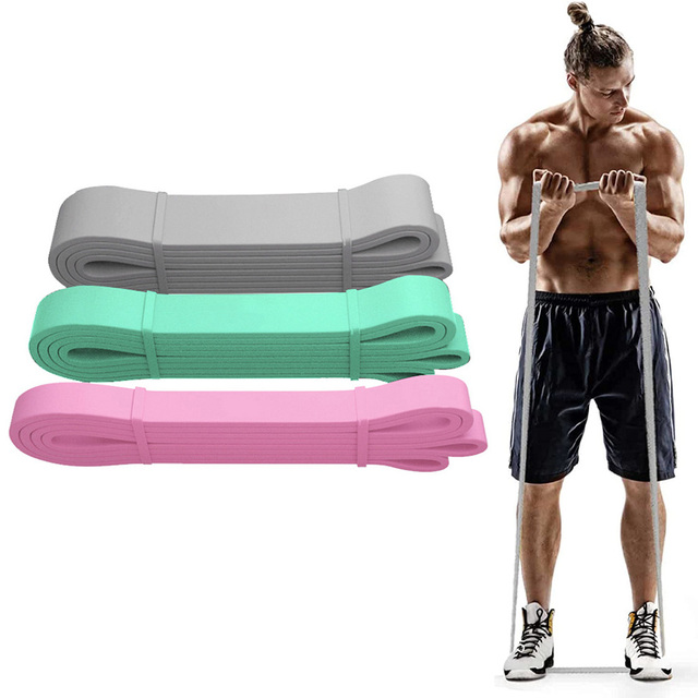 Resistance Band Exercise Crossfit Elastic  1