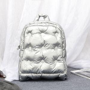 Image 3 - 2020秋と冬の新韓国ブームファッション宇宙の綿の空気大容量防水ビジネスバックパック