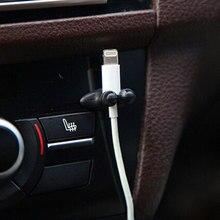Uds pinza de cable de coche pegatinas para Audi Q3 Q5 SQ5 Q7 A1 A3 S3 A4 S4 RS4 RS5 A5 A6 S6 C6 C7 S5 A7 S7 A8