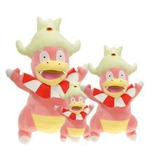 new Slowking 20cm/30cm/48cm  Plush Doll Soft Best Gifts Stuffed Animal Dolls toys for kids