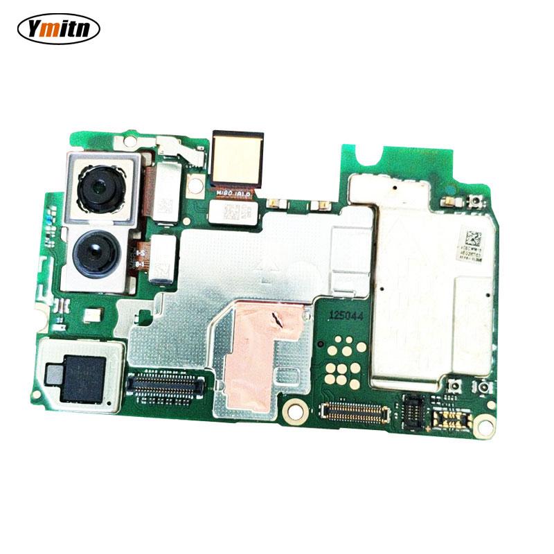 Ymitn Original Work Well Unlocked For Huawei Honor P20 Lite P20Lite ANE-AL10 Motherboard Mainboard Main Circuits Logic Board