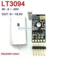 LT3045 1 LT3094 Geräuscharm RF Linear Voltage Regulator ADC Audio DAC decoder Netzteil Modul 3V 3,3 V 5V 6V 12V 15V 1A