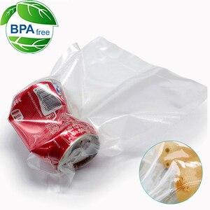Image 5 - 5 ม้วน/1 Lot 12 + 15 + 20 + 25 + 28*500 ซม.ถุงสูญญากาศซีลถุงเก็บอาหารสำหรับเครื่องซีลสูญญากาศอาหารสดบรรจุ PACKER