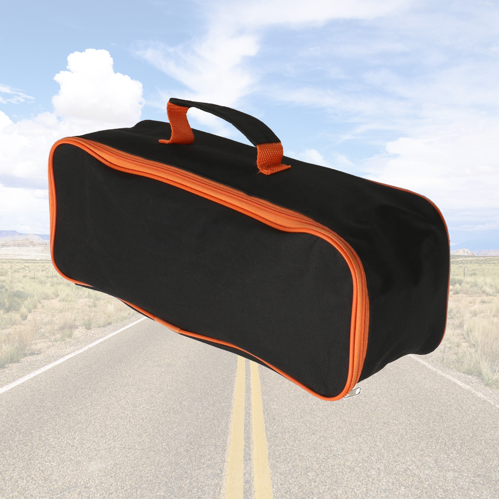 LEEPEE Toolkit Organizer Car Trunk Storage Box Portable Car Accessories Car Storage Bag Vacuum Cleaner Storage Bag
