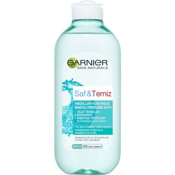 Garnier Pure & Fresh Micellar Flawless Make-Up Cleansing Water 400ML 1