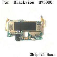 Gebruikt Originele Blackview BV5000 Moederbord 2G RAM + 16G ROM Moederbord Voor Blackview BV5000 Reparatie Fixing Part Vervanging
