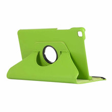 все цены на Lichee Rotating Case for Samsung Galaxy Tab A 8.0 2019 T290 T295 Case Tablet Back PU Cover Protective Skin онлайн