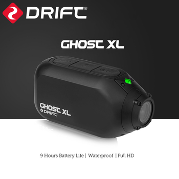 Live Streaming Drift Ghost XL Action Camera Sport Cam 1080P Motorcycle Mountain Bike Bicycle Helmet Police WiFi Video