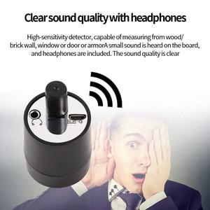 Image 2 - كاشف صوت عالي القوة مع ميكروفون حائط ، للاستمع ، للاستماع الصوتي ، للمهندس ، تسرب المياه والزيت