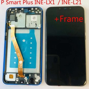 Image 4 - Test Original For Huawei P Smart+ ( P Smart Plus ) INE LX1 L21 Nova 3i Full LCD DIsplay +Touch Screen Digitizer Assembly+Frame