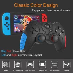 For Nintendo Switch Pro Wireless Bluetooth Gamepad STK-7024S Controller Gamepad Joypad Joystick For Nintendo Switch Console