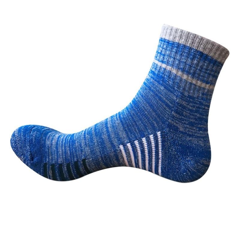 Men\'s Ultra-Comfort Cotton Soles Thickening Outdoor Sports Men\'s Socks Hiking Men\'s Socks High Quality