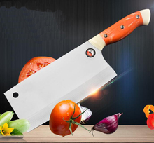 Kitchen knife  Stainless Steel Multifunctional Cutting Knives Household Cooking Meat Vegetable Knife Chef Knives 6pcs stainless steel kitchen knife set bread knife meat fish cleaver knife chef knives set fruit vegetable knife