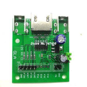 Image 2 - HDMI إلى IIS I2S DSD استقبال المجلس I2S أكثر من HDMI