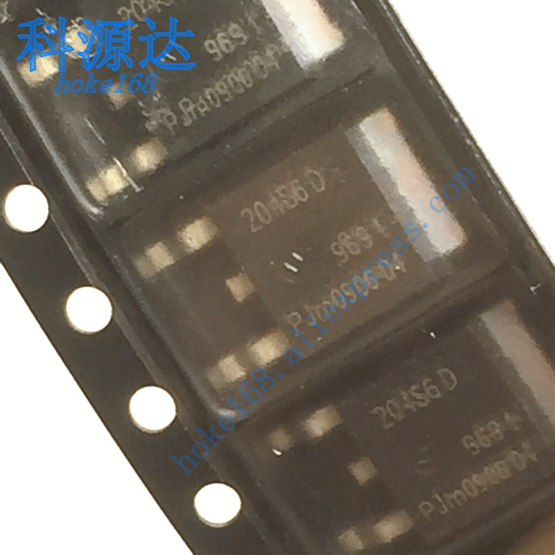 10pcs/lot BTA204S-600D TO-252 204S6D Original In Stock