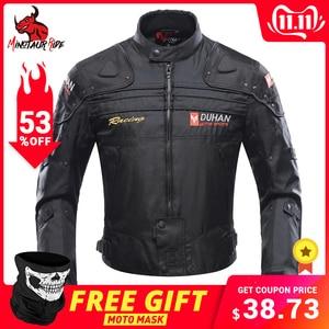 DUHAN Motorcycle Jacket Motorb