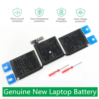 New Original A2171 battery for Macbook Pro Retina 13.3'' laptop A2159 Battery 11.41V 58WH 7200mAh 2019 year Free Shipping