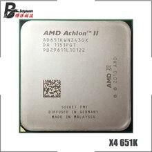 AMD Athlon II X4 651X4 651X X4 651K 3,0 GHz Quad-Core CPU Prozessor AD651KWNZ43GX/ AD651XWNZ43GX Buchse FM1
